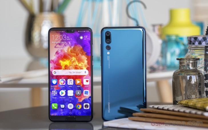 معرفی گوشی Huawei p20 pro