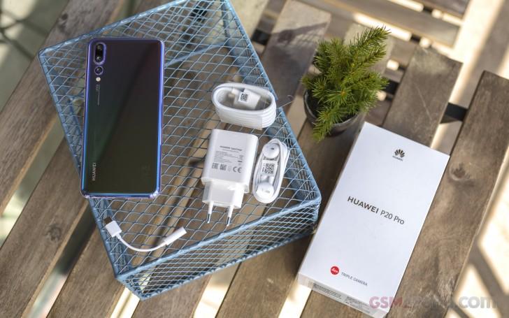 نقد و بررسی گوشی Huawei p20 pro