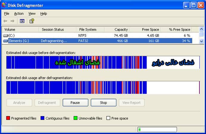 حداکثر حجم یک فایل