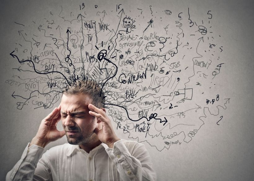 درگیری های ذهنی نویسندگان آوانگاردیسم