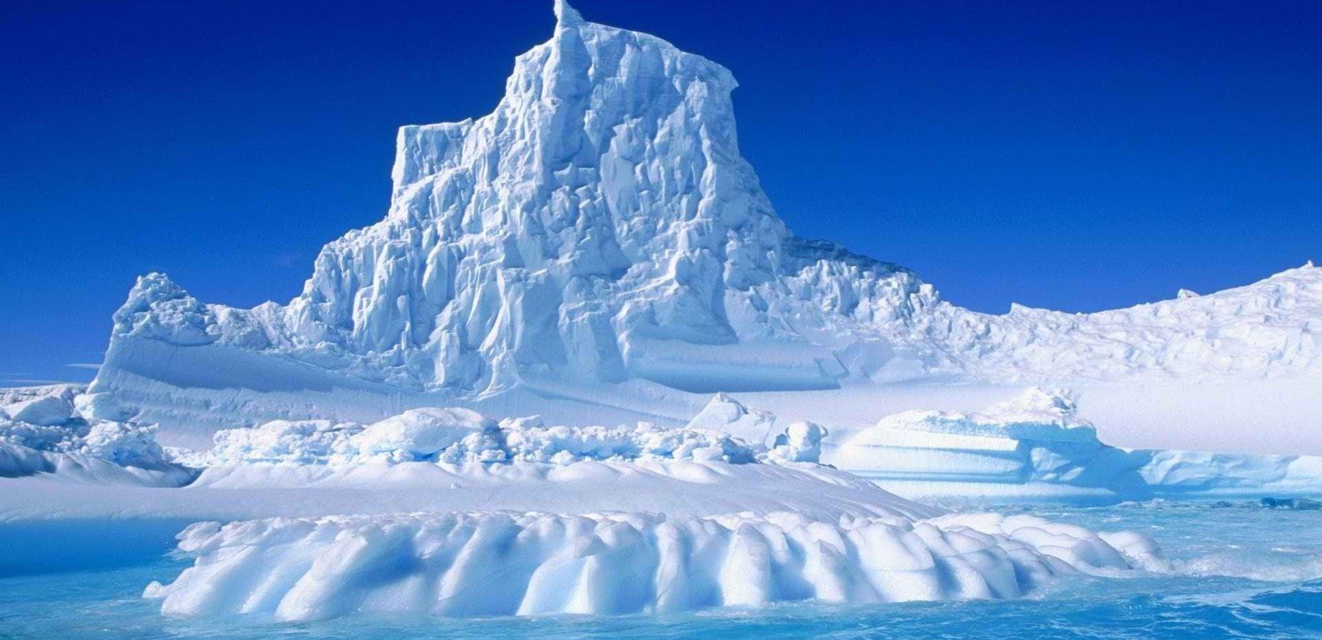 تحولات در قطب جنوب