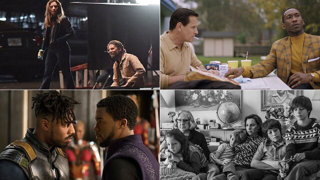 مراسم اسکار - اسکار 2019 - فیلم Black Panther