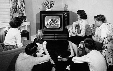 دهه 50 آمریکا
