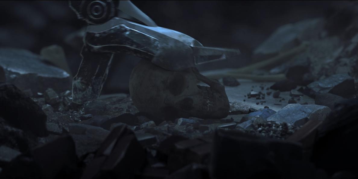 نقد قسمت دوم سریال love death and robots