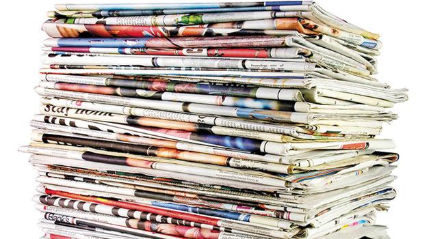 بررسی تیراژ روزنامه ها در سراسر جهان - تاثیر گذاری روزنامه