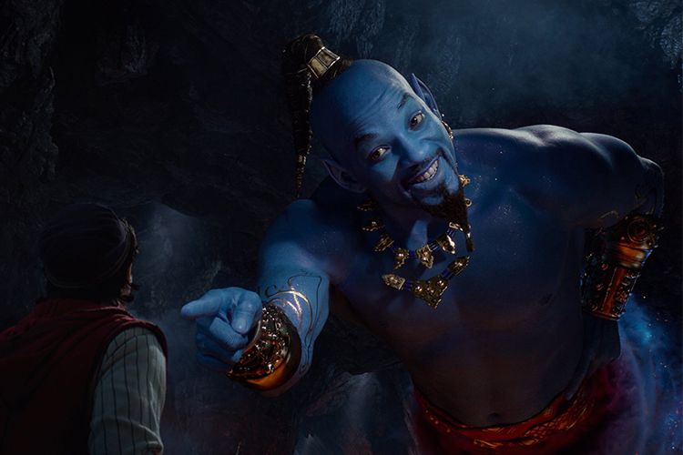 فیلم علاءالدین 2019