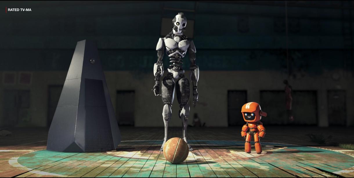 نقد قسمت دوم انیمیشن عشق، مرگ و رباتها