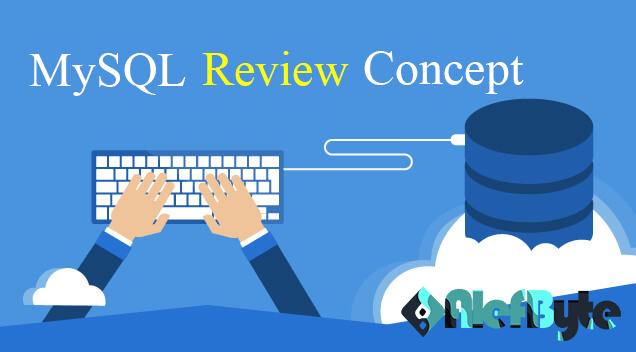 MySQL-Review-Concept