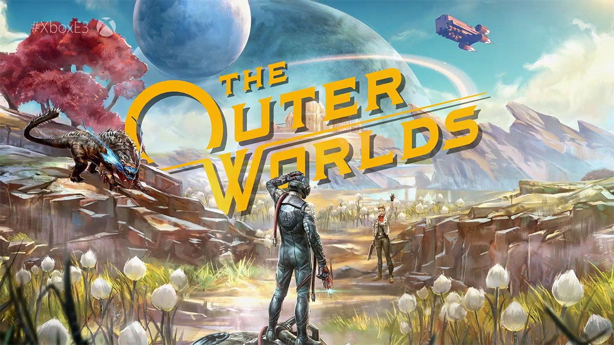 بازی The Outer World