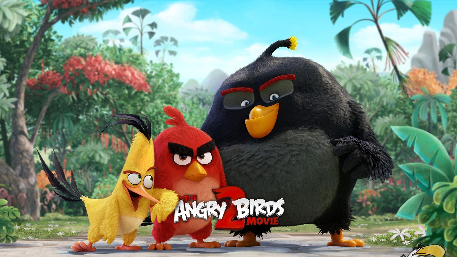 انیمیشن پرندگان خشمگین 2 یکی از بهترین انیمیشن های سال 2019