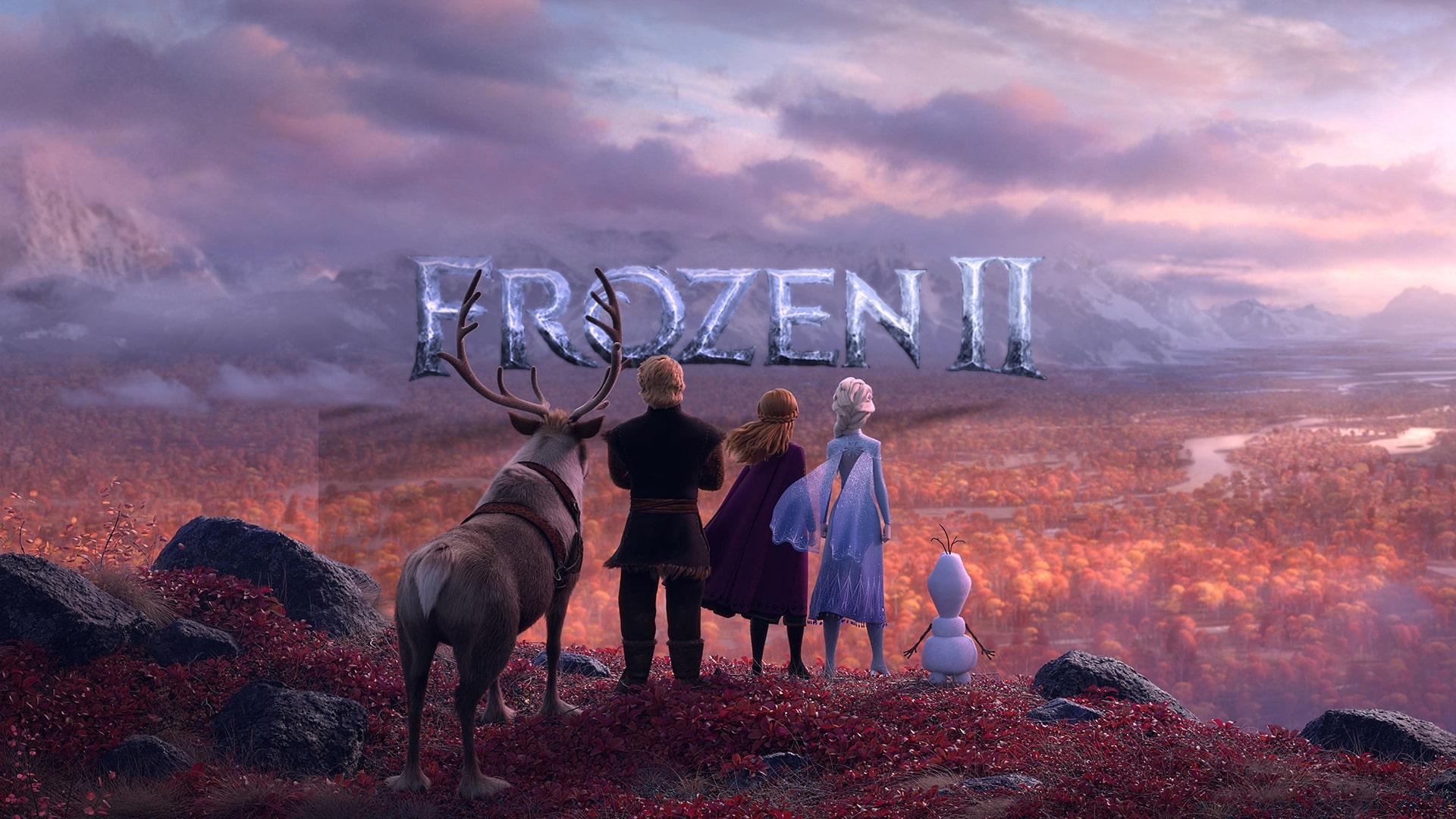 انیمیشن فروزن 2 یکی از بهترین انیمیشن های سال 2019