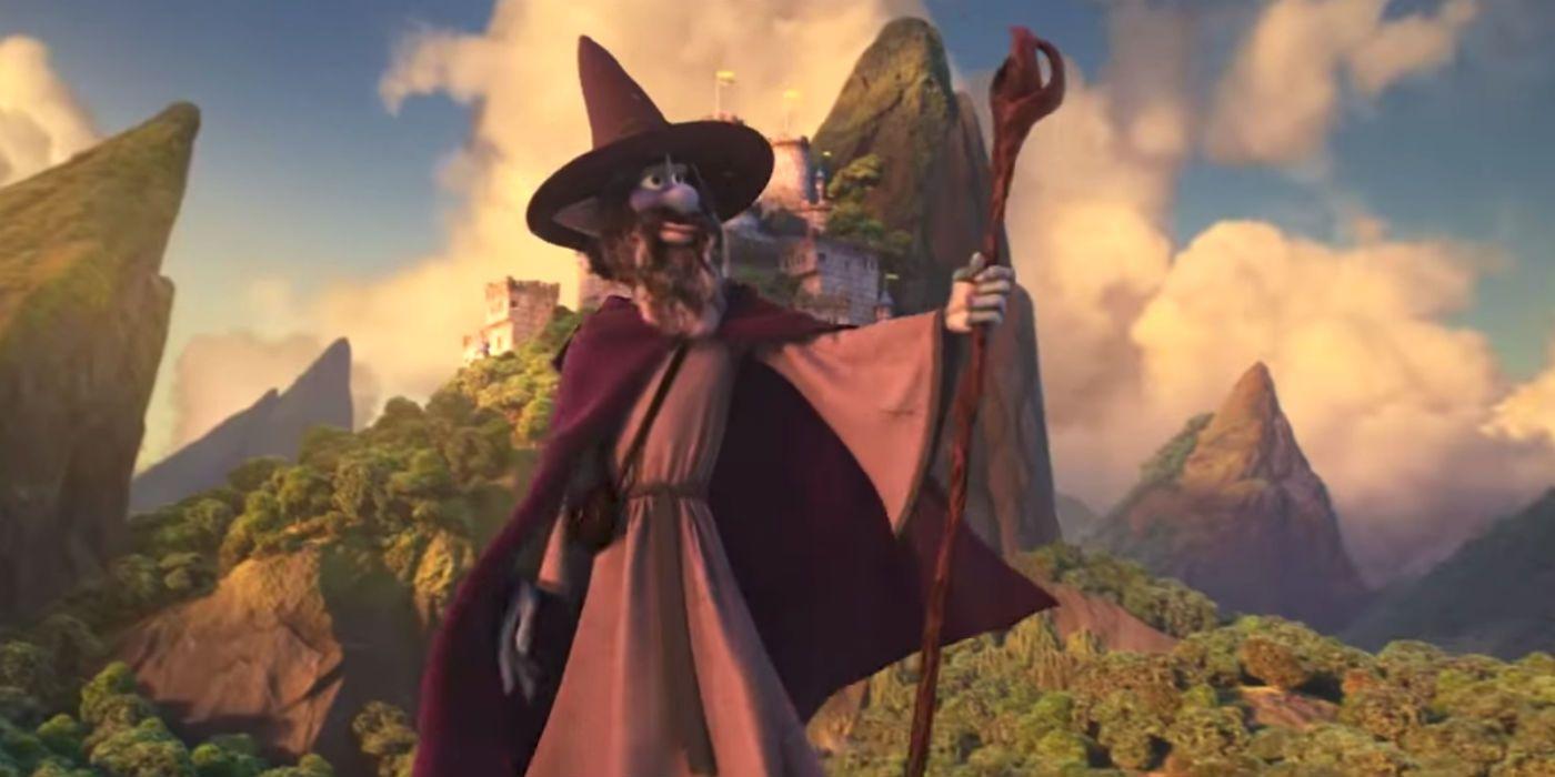 دنیای جادویی انیمیشن به پیش